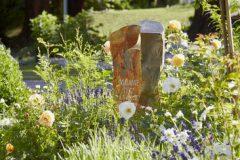 Evangelischer Friedhof Quirlsberg - Rosengarten