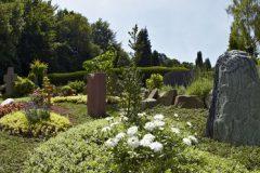 Katholischer Waldfriedhof Schildgen - Auengarten