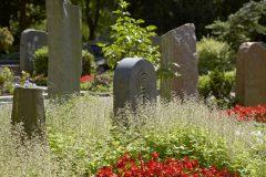 Evangelischer Friedhof Quirlsberg - Auengarten